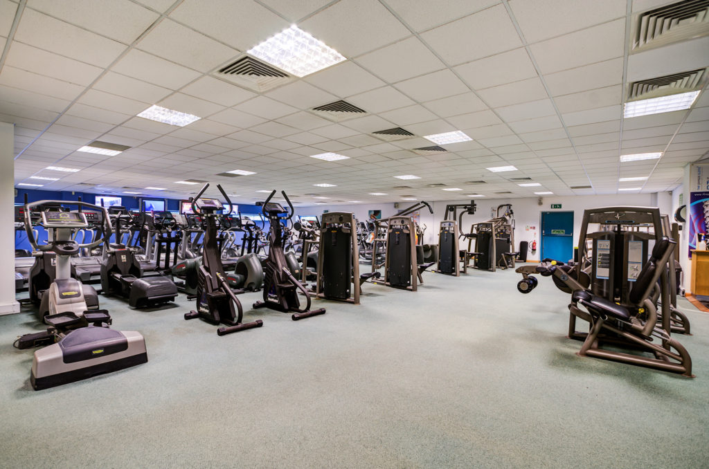 Riverside Sports & Leisure Club Bristol - aerobic