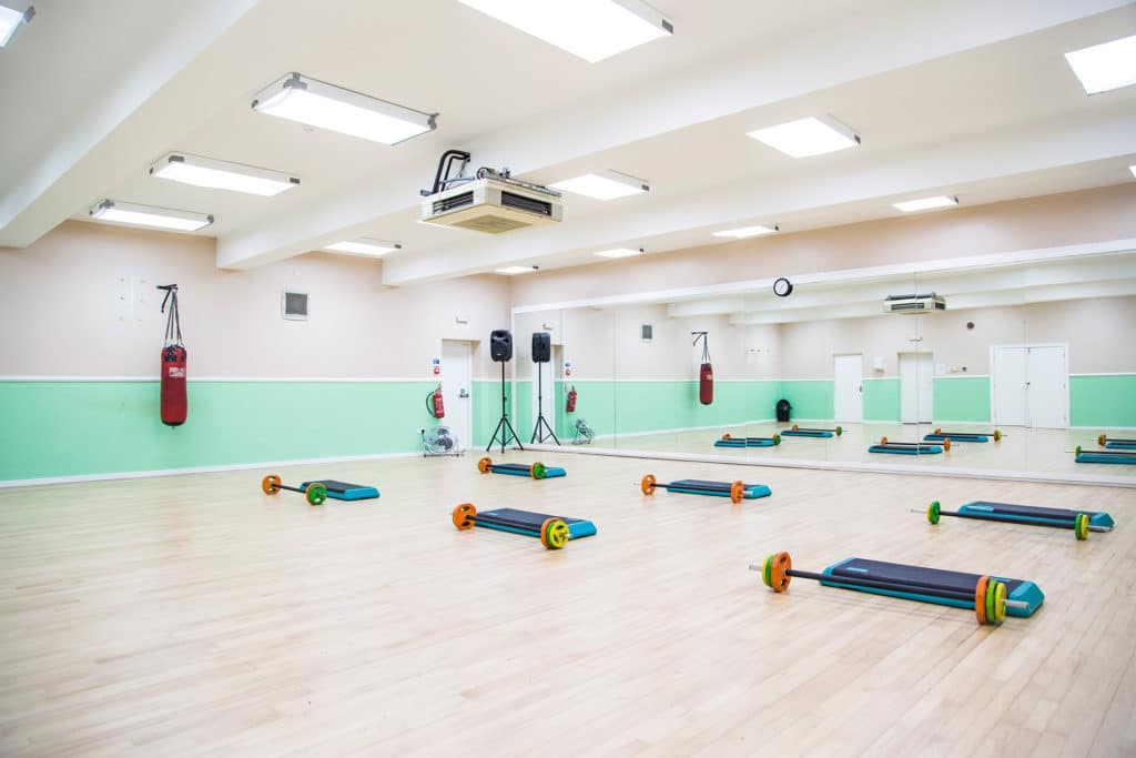 Riverside Sports & Leisure Club Gloucester - fitness studio and classes