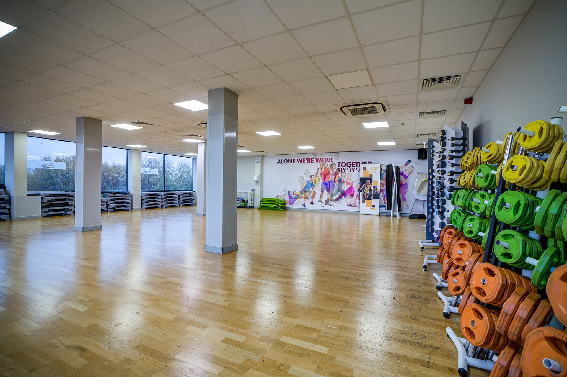 Riverside Sports & Leisure Club Cardiff - fitness studio