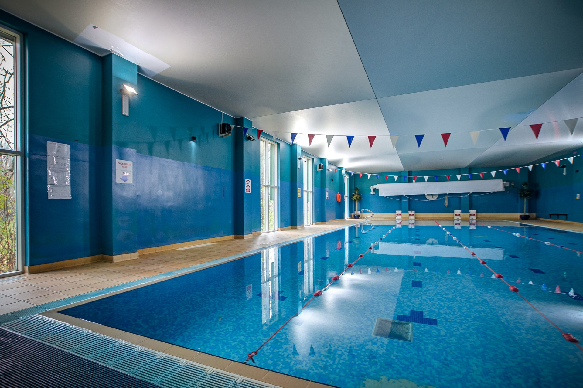 Riverside Sports & Leisure Club Gloucester - swimming pool
