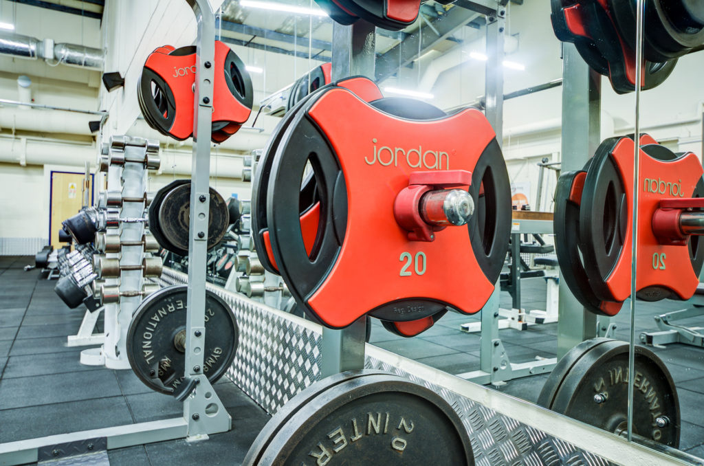 Riverside Sports & Leisure Club Bristol - weights room