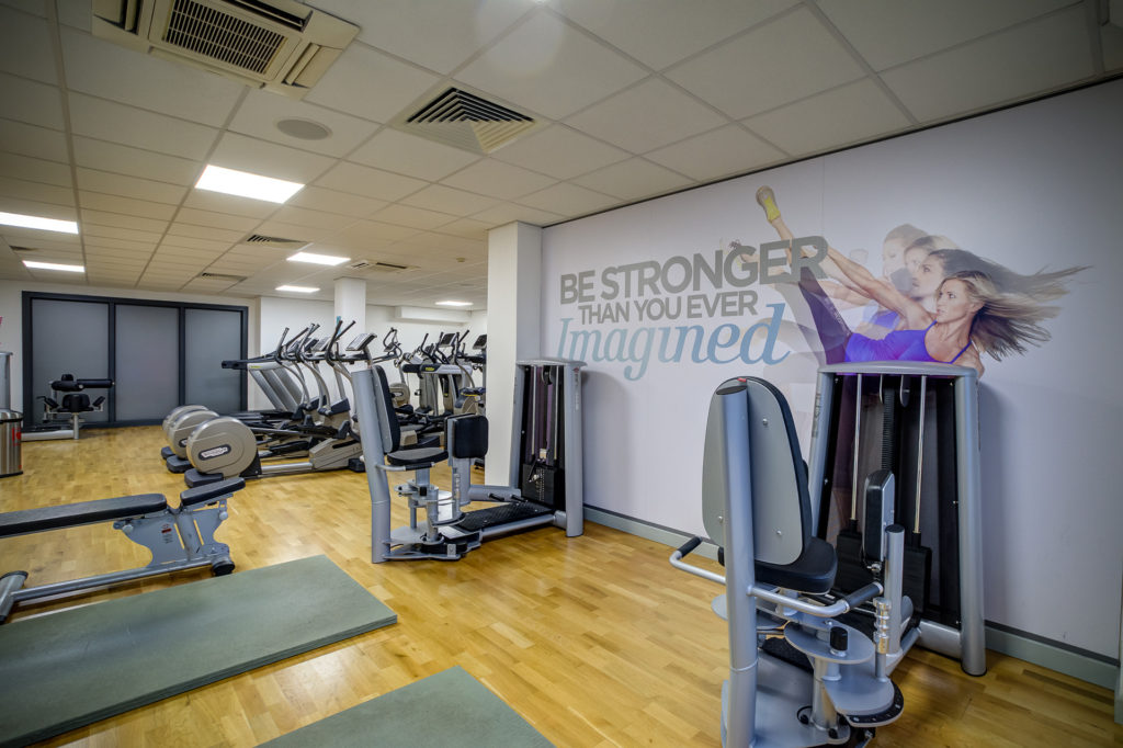 Riverside Sports & Leisure Club Cardiff - fitness equipment