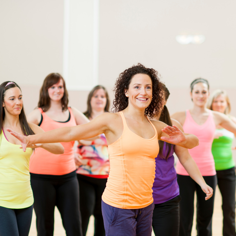 Class Of The Week – Dance Fit